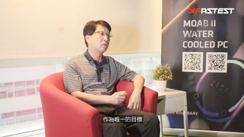ZADAK COMPUTEX 2019 –总经理 CK影音专访