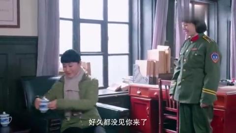 春雷想替吴光明还钱,请陈队长前去坐镇!