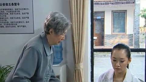 丈夫刚去世没多久,妻子就上门找姐夫,接下来一幕令人震惊!