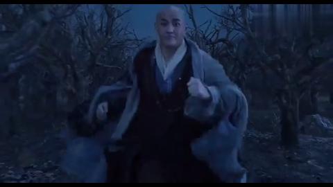 西游伏妖篇:念完咒语,唐僧赶紧逃跑,最惜命的一版唐僧!