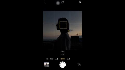 摄影教学手机也能拍剪影这些技巧你知道吗