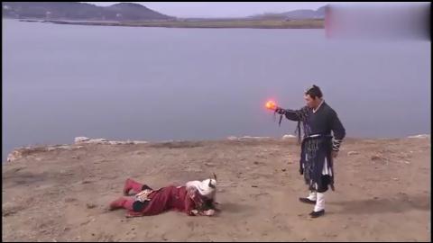 石敢当要杀敖申痛哭,后悔没能替姑父报仇,他死于人曹赵黑虎手中