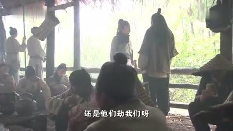 神话 :刘邦做了山贼,遇到人却把自己所有财产都倒贴出去
