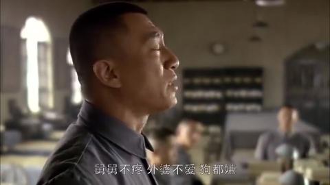 入学黄埔军校,别的学生都说自己优点,杨立青却专说自己缺点