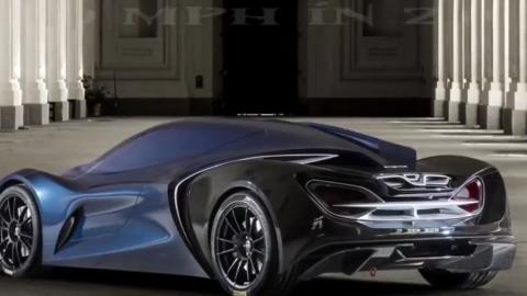 新能源汽车为什么都这么美,就问你认识么?