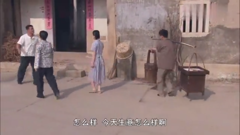 农村女一家卖花生油,没想到生意这么好,女婿梦想还想开食品厂