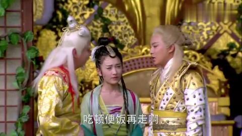 天天有喜:白大王同意,金不唤娶七姐,他准备的很仓促