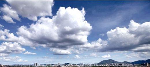 如何在云端之上拍摄美丽的云彩?带你看看这些航拍的技巧