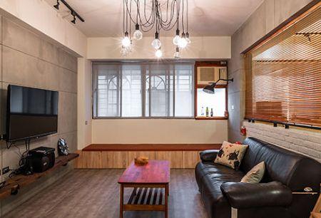 新中式潮流6张家具图,出色的棱角与构架,一起瞧瞧