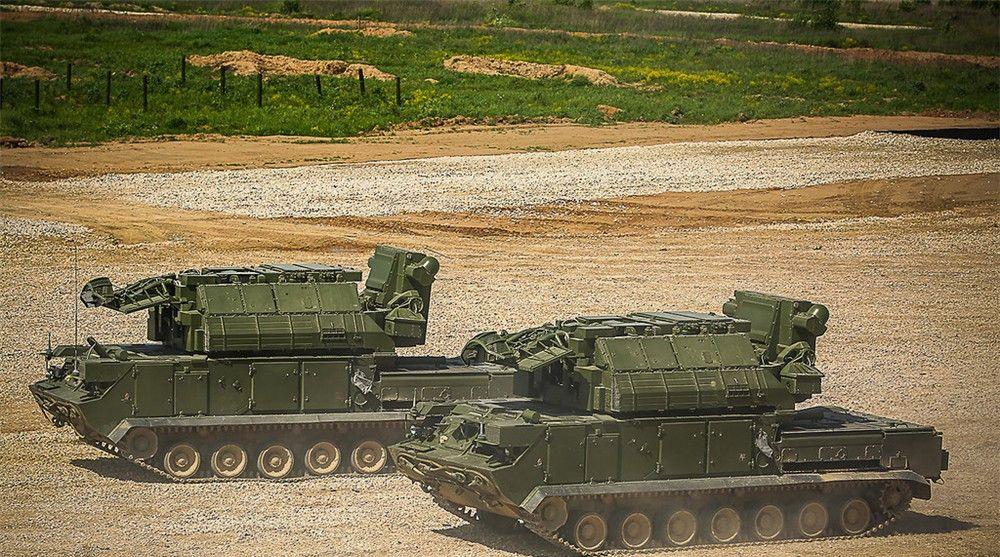 道尔M2防空导弹系统:俄军师级防空火力,曾在叙利亚战场实战