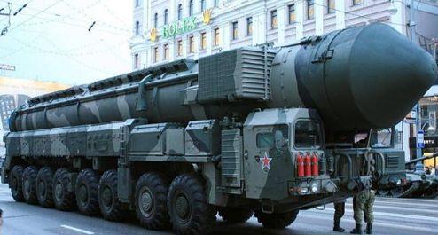 洲际导弹最远射程是多少,各国为何不突破两万公里?