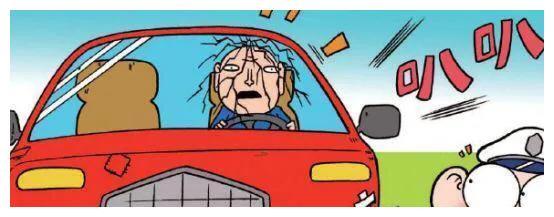 呆头农场:呆头当交通协警,拦下一名司机,其实人家只是太个性