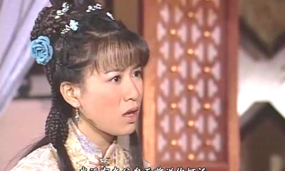 《帝女花》中围绕在周世显身边的女子,李玉娴温婉、长平公主清雅