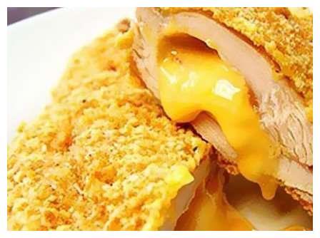 """月薪上万的大厨做""""奶酪鸡排"""",香味浓郁超下饭,不学太可惜了"""