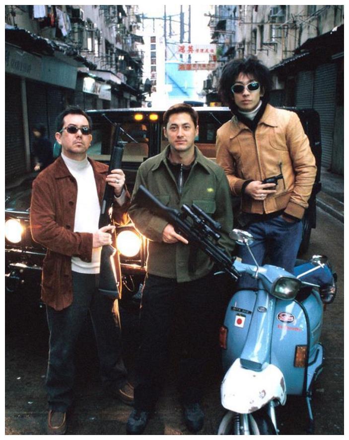 黄秋生主演,一部20年前的香港犯罪片!凭炸裂的演技再拿影帝!