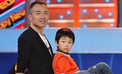 邱启明儿子,汪涵儿子,华少儿子,程雷儿子,你觉得谁儿子最帅?