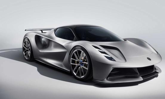 吉利集团新作路特斯发布2000马力纯电动超跑