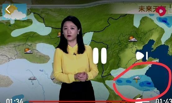 6位天气预报员都说北方有雨,我们来验证一下是小雨大雨还是暴雨