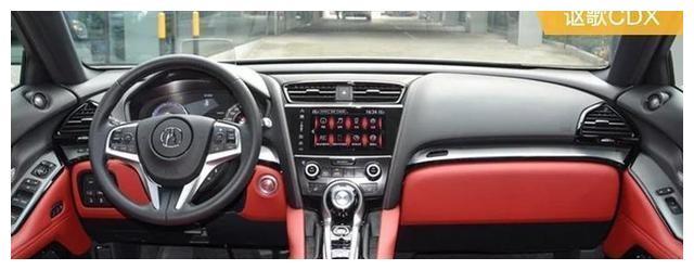 雷克萨斯UX和讴歌CDX哪个档次高?看看老司机对比后会怎么选
