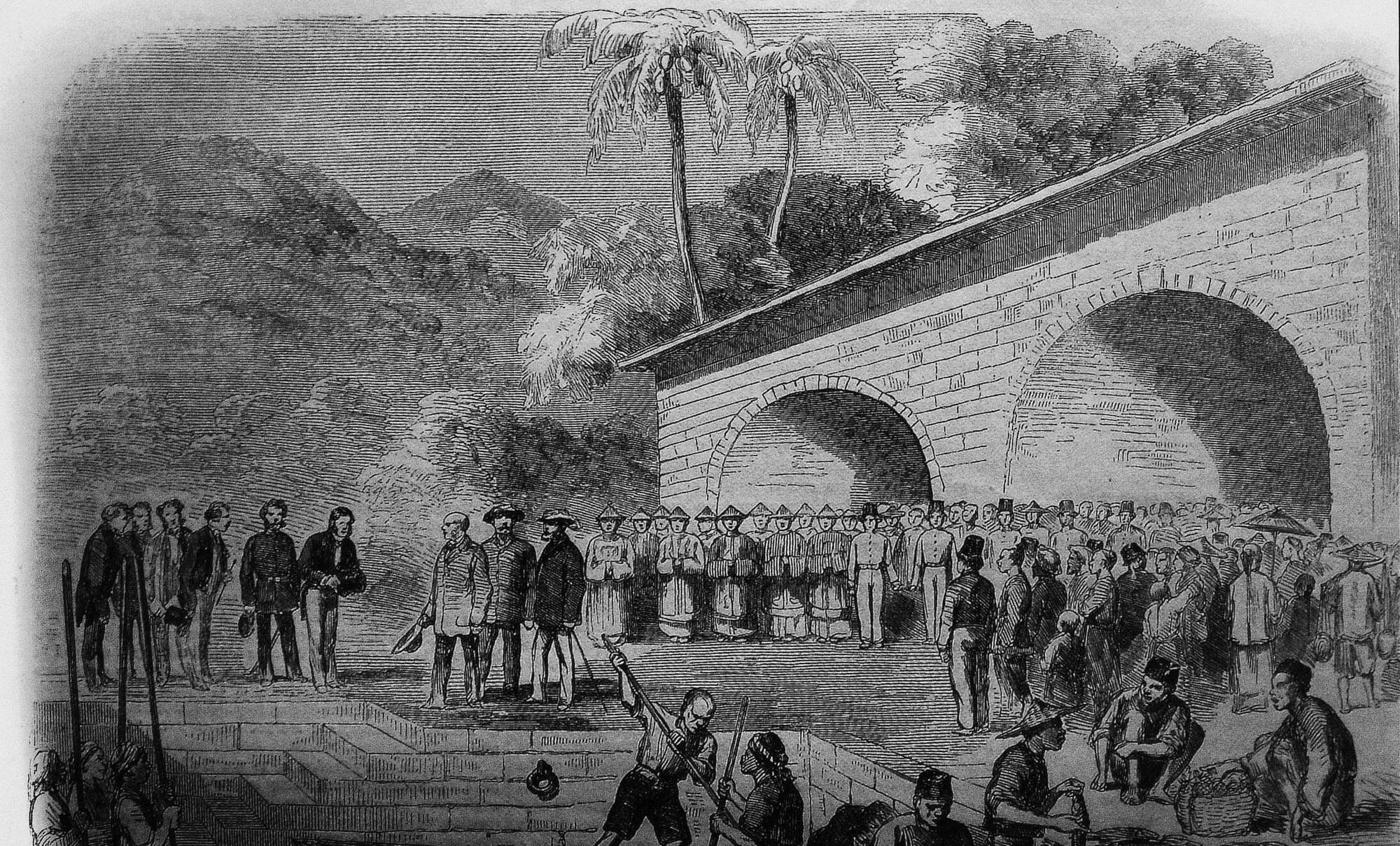 1857年的英国,怪不得敢爆发鸦片战争,原来他们有这个_高清图集_新浪网