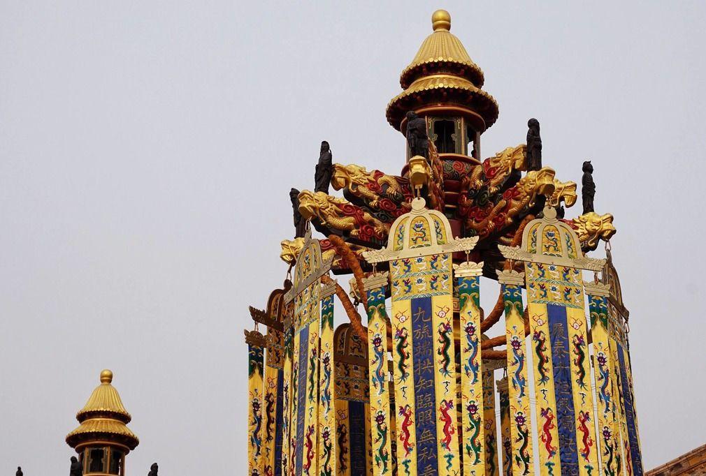 故宫将拍卖首次复原的各式宫灯,用于资助贫困地区