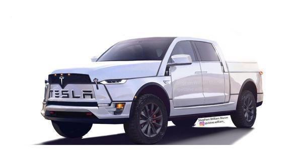 """""""狼""""来了,特斯拉计划在11月推出新能源皮卡车挑战福特F-150"""