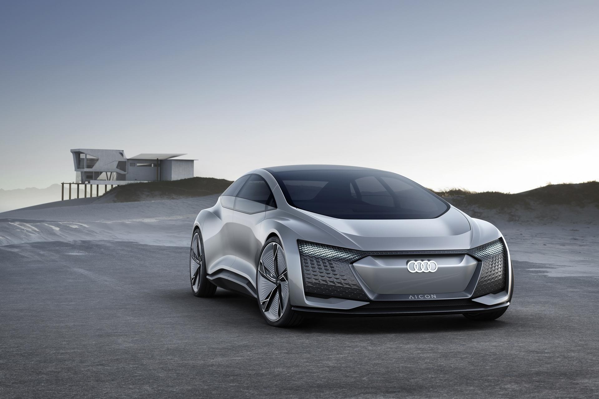 奥迪确认计划4月18日的2019年上海车展推出AI:me概念车