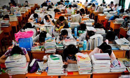 毛坦厂中学日常作息时间表再次走红,网友:难怪我考不上本科了?