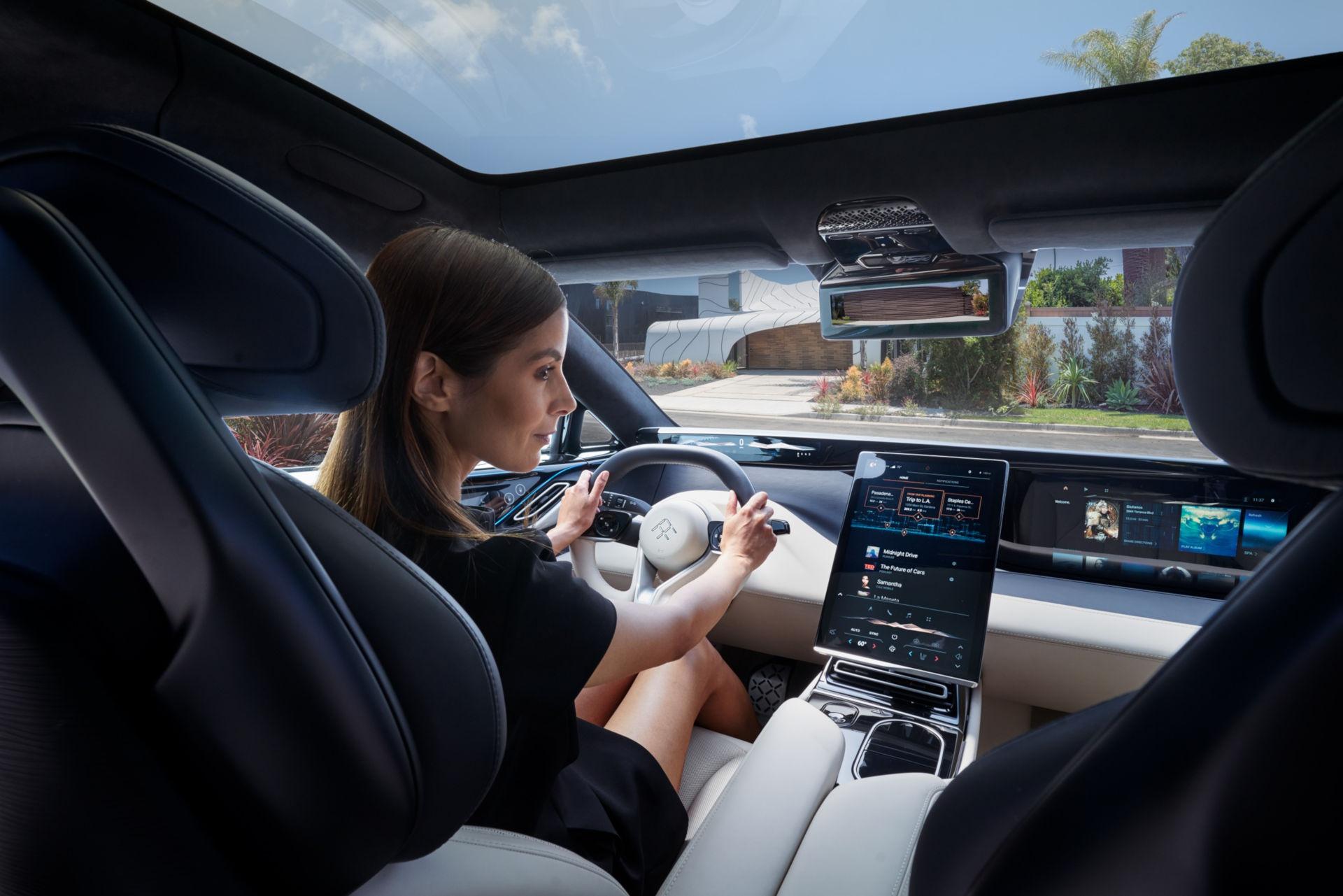 德媒称赞这辆性能远超BBA的电动车,竟是中国人创办的公司研发