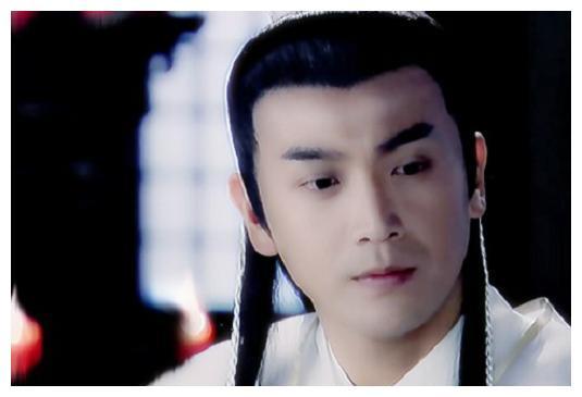 半束发最帅6位男神,张智尧段誉白真旗鼓相当,梅长苏第一无争议