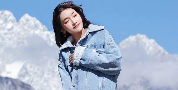 2018秋冬季节新款韩版短款牛仔外套女宽松加绒百搭潮流