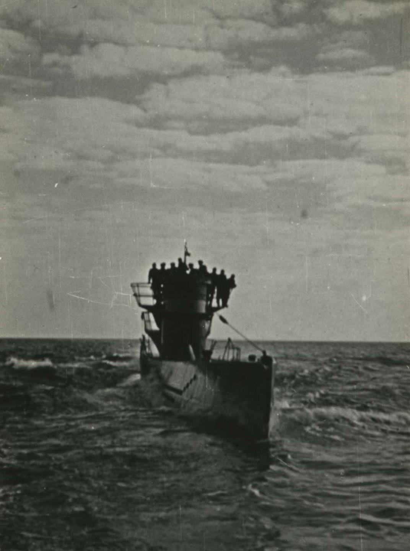看二战参战国的潜水艇