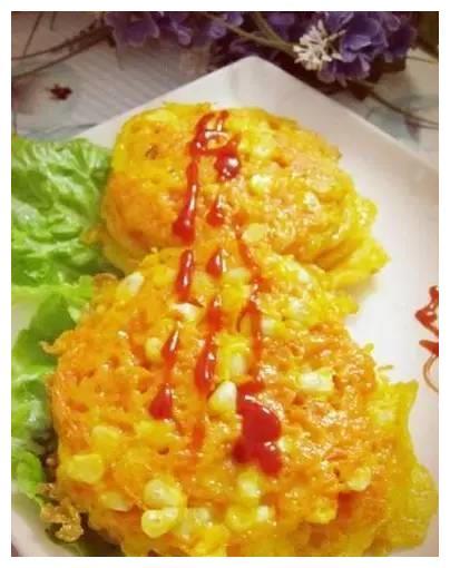 美食精选:鲜玉米鸡蛋饼,云吞面,香椿拌鱼片,土豆烧茄子的做法