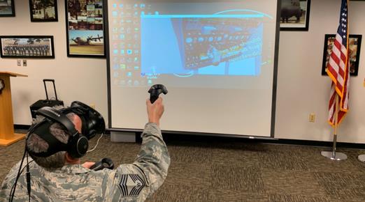 VR初创公司VINCI获百万美元合同 为美空军提供飞机维修和