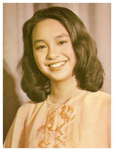 61岁的陈秋霞郑裕玲张瑜方舒,年轻时她们超级美,戏也好