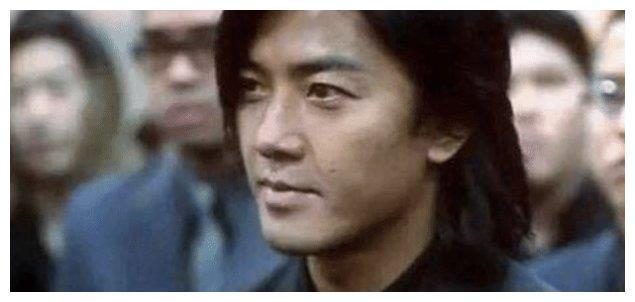 原来《古惑仔》陈浩南的第一人选是刘德华, 看海报造型, 是心动