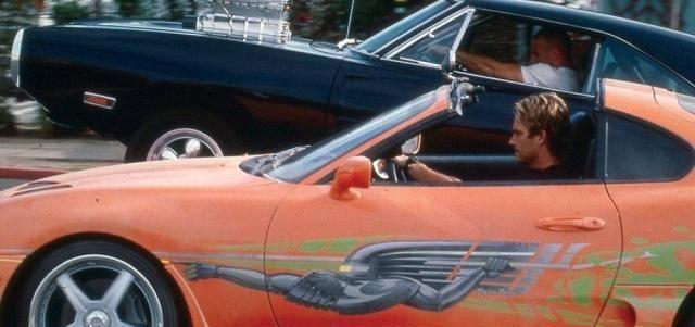 """保罗·沃克的第一辆车""""开""""回来了"""