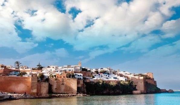 蓝白相间的国度,非洲地域上的小浪漫——摩洛哥
