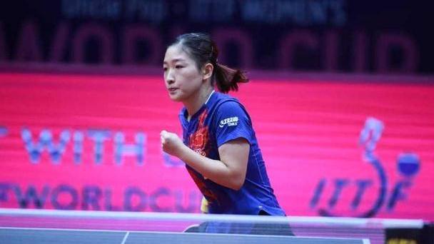 刘诗雯对战张安赛前预测,13点半中央电视台直播女子世界杯半决赛