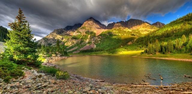 大自然的杰作美丽风景