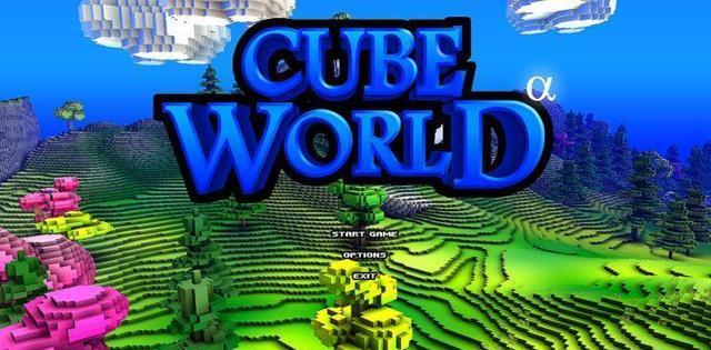 消失6年之后《Cube World》携大量内容登陆Steam