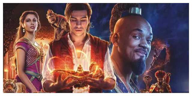 全球票房破十亿 迪士尼正式筹备《阿拉丁》续集电影