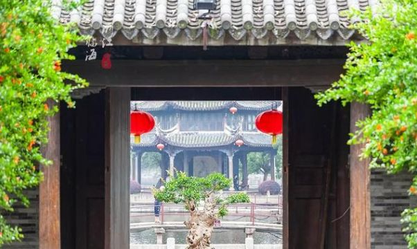 """这个公园,全国有18个同名的!台州这一个,却被称为""""小西湖"""""""