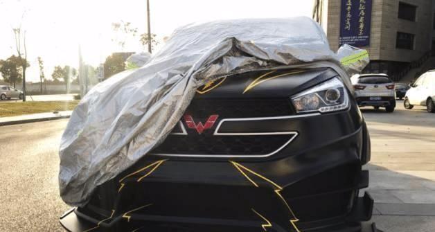 看看改装后的五菱、宝骏汽车,到底有多帅!