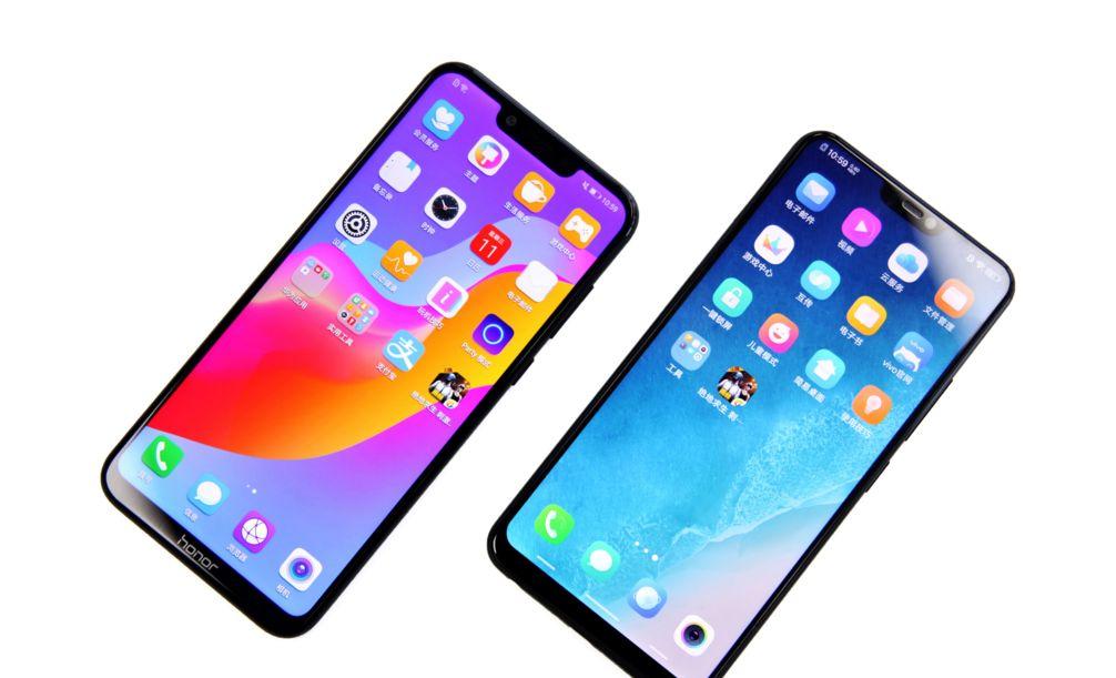 目前华为最便宜的刘海屏手机:窄边框+2.5D玻璃,比小米便宜370