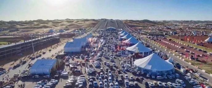 2019阿拉善英雄会不仅火了内蒙古,而且火了这2台国产车