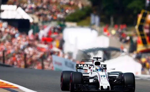 威廉姆斯车队体验非一般的速度,F1的运动激情,男人的运动