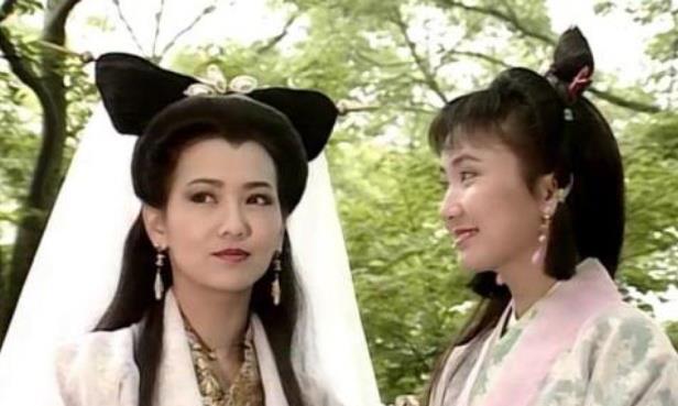 新白娘子:许仙变许母,小青变小青之母,招摇里的她变软萌小青