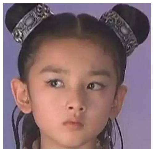 那些长大后与小时候一模一样的童星,你最喜欢谁?