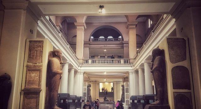 对于四大文明古国之一的埃及,博物馆属于必去之地了!